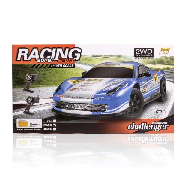 1:10 Kumandalı Spor Drift Arabası