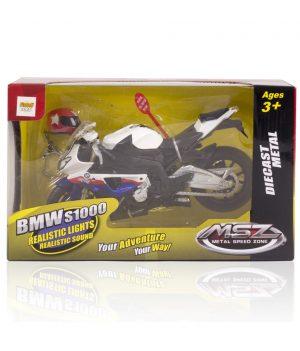 MSZ Sesli Işıklı BMW Motosiklet