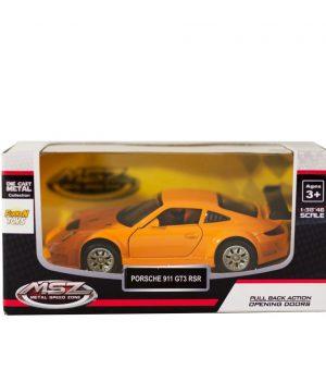 MSZ Sesli Işıklı Çek Bırak Porsche 911 GT3 RS