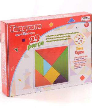 29 Parça Tangram