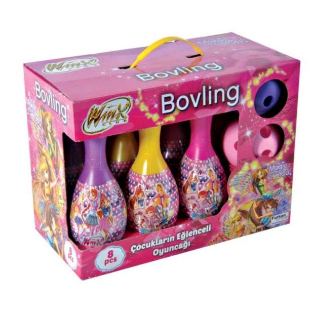 Winx Kutulu Bowling Seti