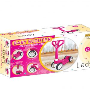 Baby Lady 4 Teker Scooter