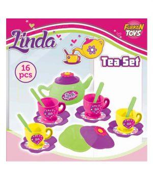 Linda Çay Seti