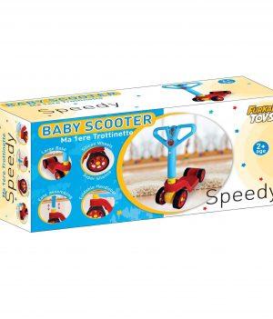 Baby Speedy 4 Teker Scooter