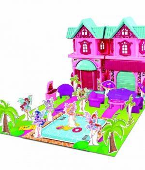 Winx Aksesuarlı Rüya Ev