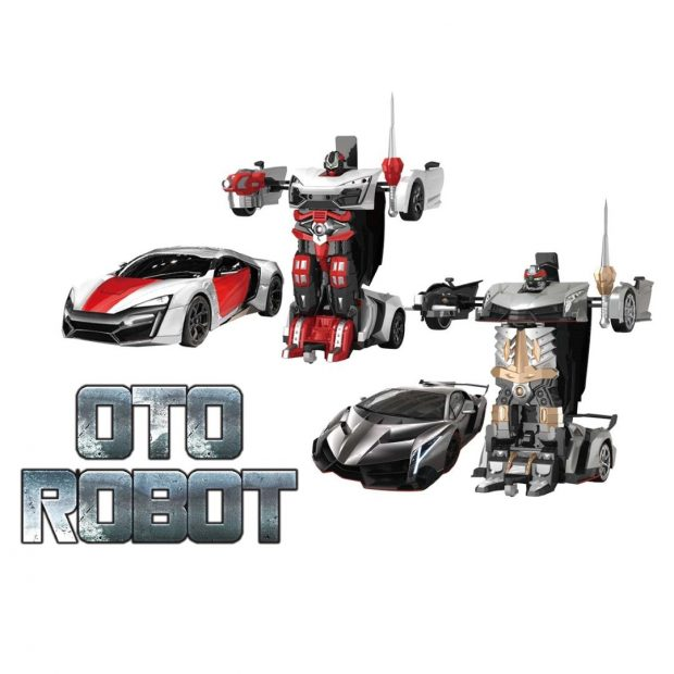 1:14 Şarjlı Oto Robot