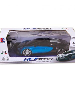 1:16 Uzaktan Kumandalı RC Model Işıklı Spor Araba Buga