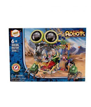 399 Parça Motorlu Robot Seri