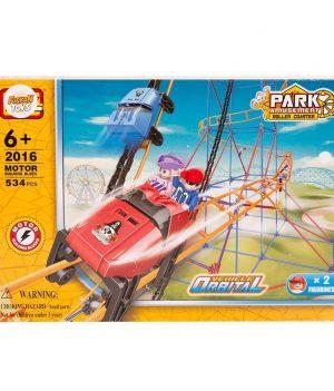 534 Parça Motorlu Lunapark Seri