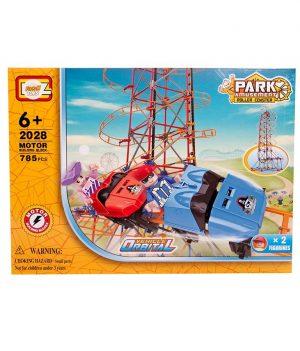 785 Parça Motorlu Lunapark Seri