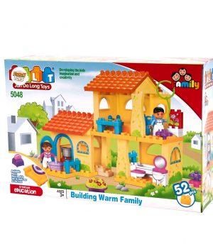52 Parça Blok Villa Seti