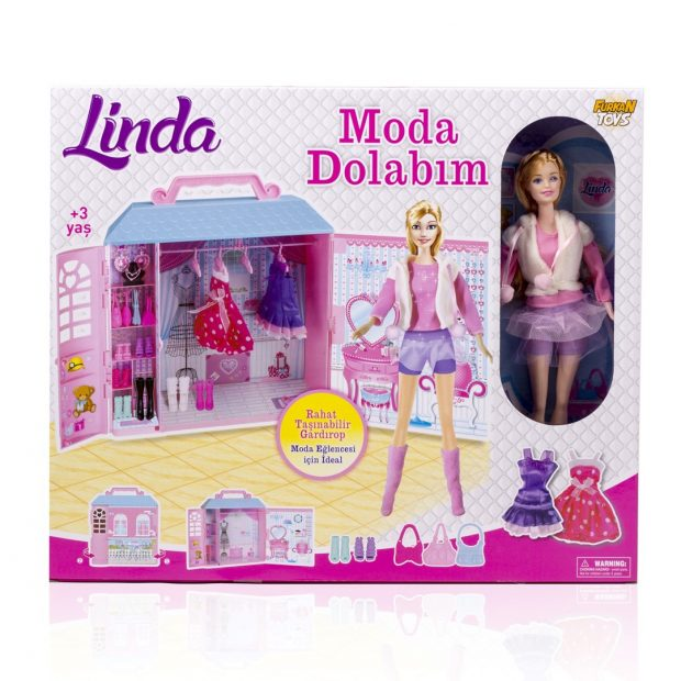 Linda Moda Dolabım