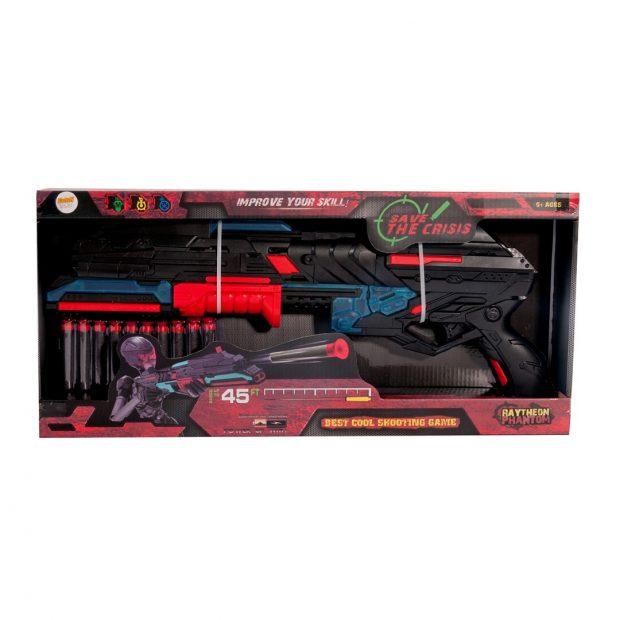Işıklı Pompalı Uzay Tüfeği