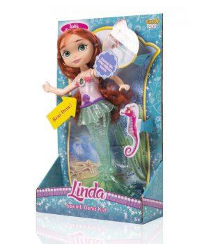 Linda Işıklı Deniz Kızı