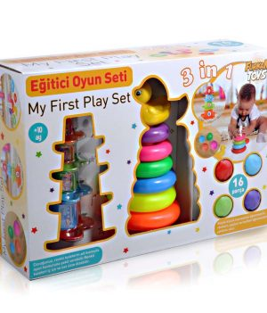Eğitici Oyun Seti 16 Parça