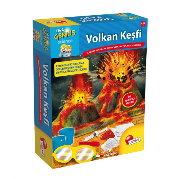 LC Volkan Keşfi