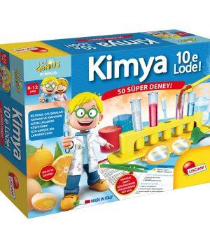 LC Kimya 50 Süper Deney