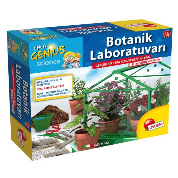 LC Botanik Laboratuvar
