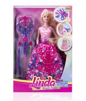 Linda Büyülü Saçlar