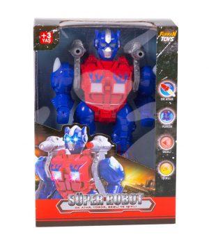Süper Ok Atan Robot