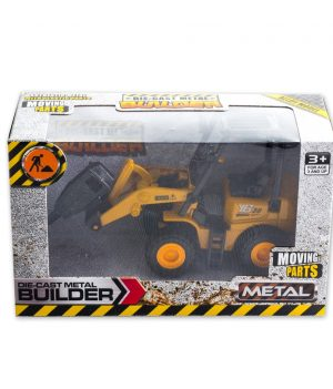 Çek Bırak Metal İnşaat Arabası