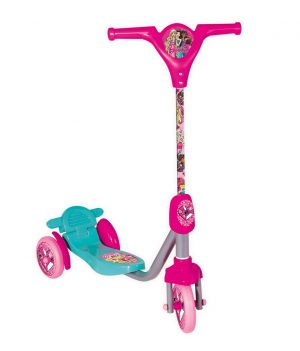 Barbie Frenli 3 Tekerli Scooter