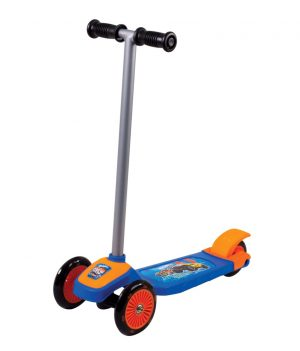 HOTWHEELS 3 TEKERLİ FRENLİ SCOOTER
