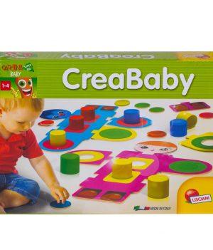 Eğitici Crea Baby