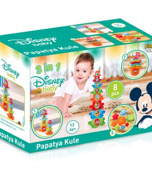 DISNEY BABY PİRAMİT PUZZLE