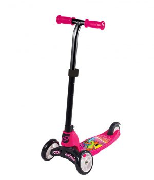 COOL WHEELS 2 in 1 SCOOTER PEMBE