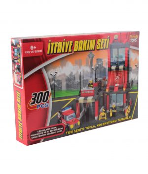 F-BLOCKS İTFAİYE BAKIM SETİ 300 PCS