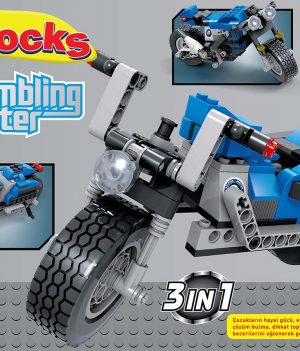 F-BLOCKS MASTER SERI 240 PCS