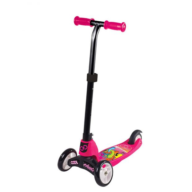 COOL WHEELS SCOOTER 2 IN 1 (ASORTI)