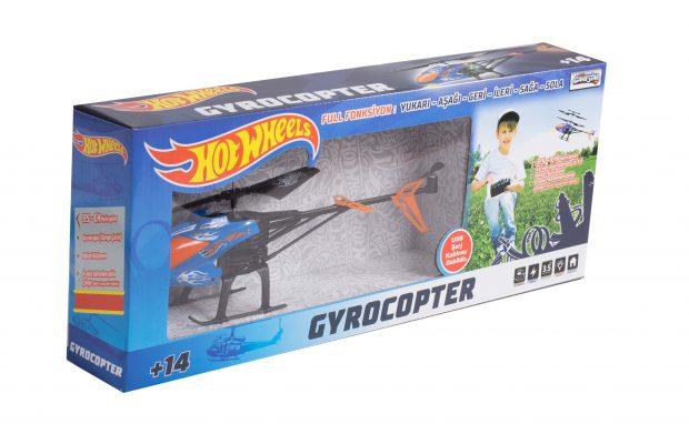 HOTWHEELS GYROCOPTER