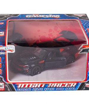 GAMESTAR NIGHT RACER 1:18 KAPILARI AÇILAN ARABA CA