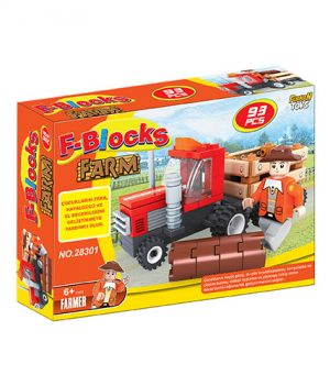 F-BLOCKS ÇİFTLİK SERİ 93 PCS