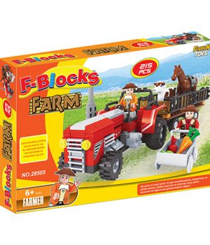 F-BLOCKS ÇİFTLİK SERİ 215 PCS